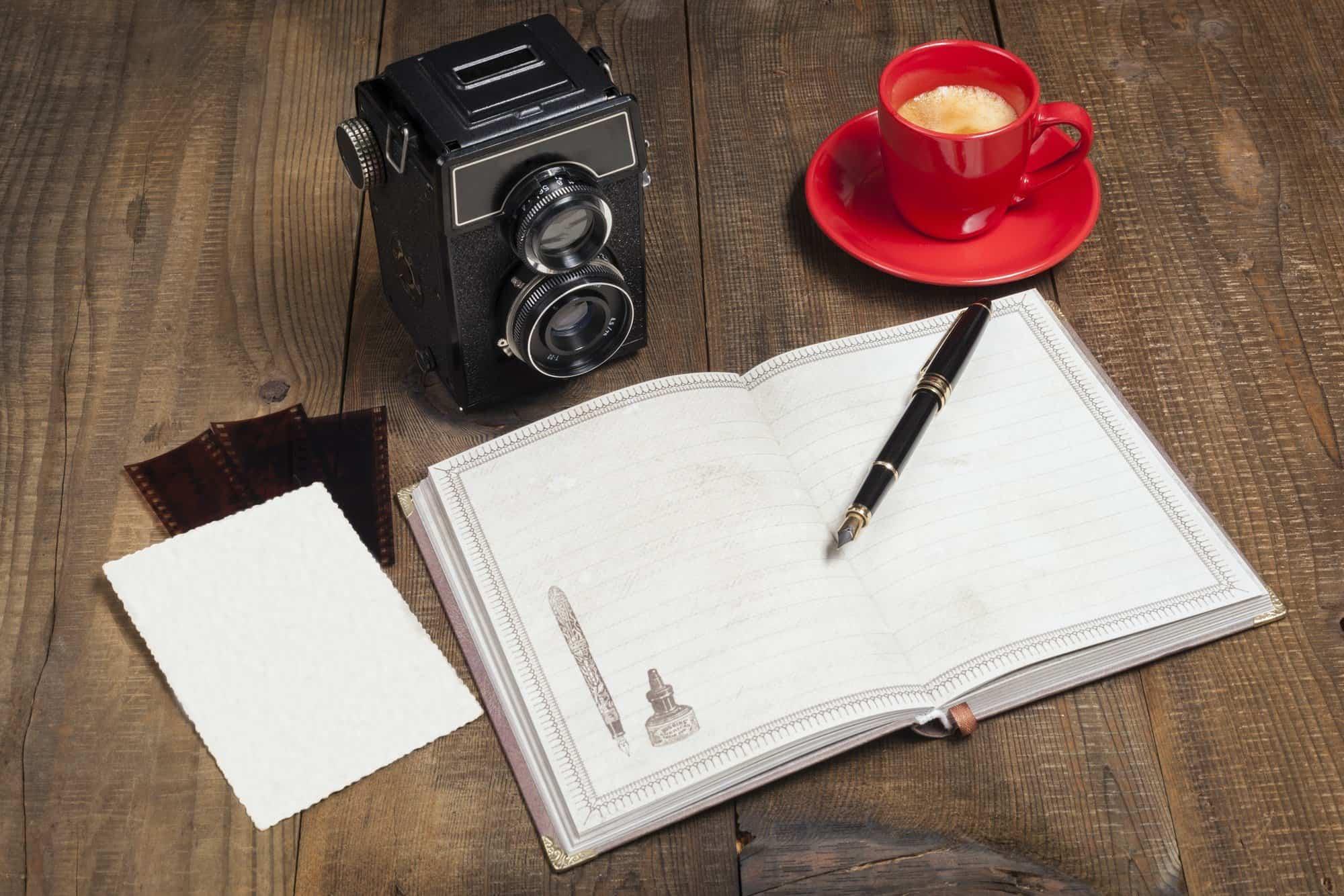 內容行銷包括影片, 相片及文字