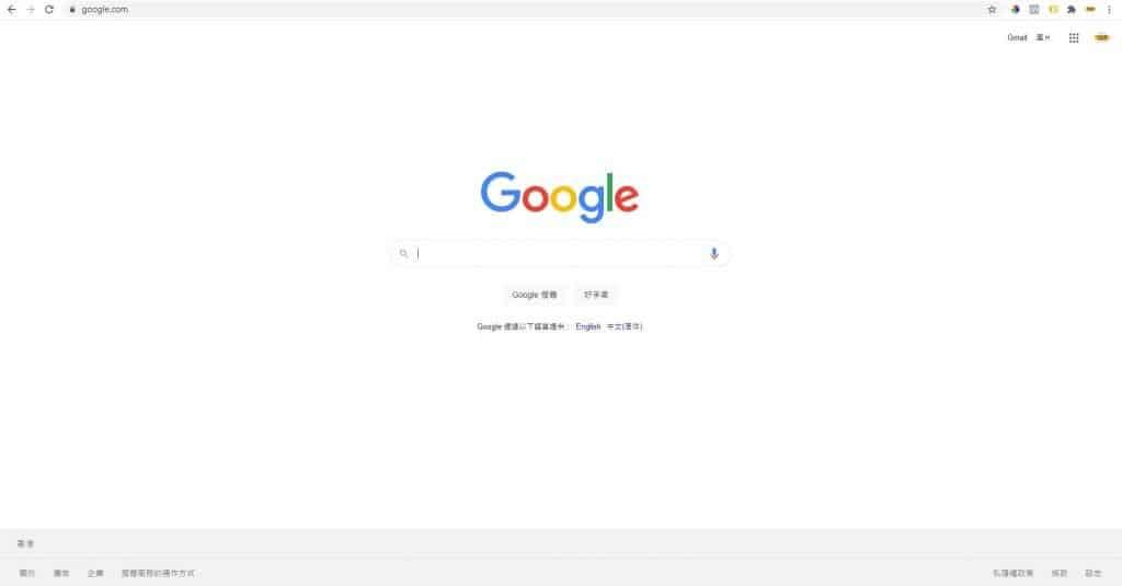 Niche Market 利基市場 經典例子 - Google.com
